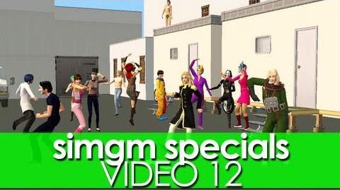 Harlem Shake (Sims 2 Style)