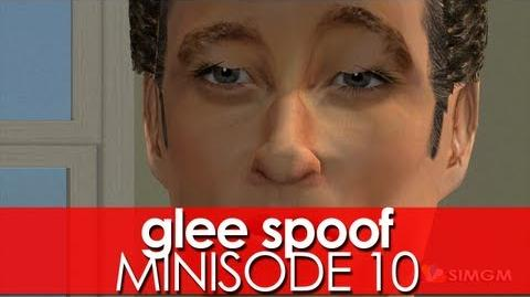 Glee Spoof Mini 10 To Catch a Schuester