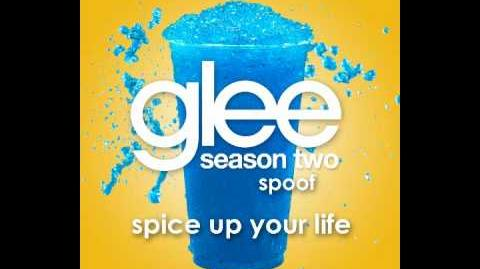 Glee Spoof Song Spice Up Your Life