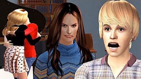 FUINN VS FABREVANS VS FINCHEL Glee S2 Spoof 3