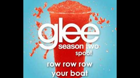 Glee Spoof Song Row Row Row Your Boat