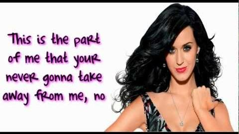 Katy Perry's Part of Me