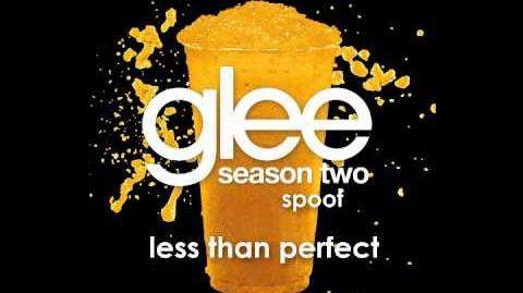 Glee Spoof Song Perfect