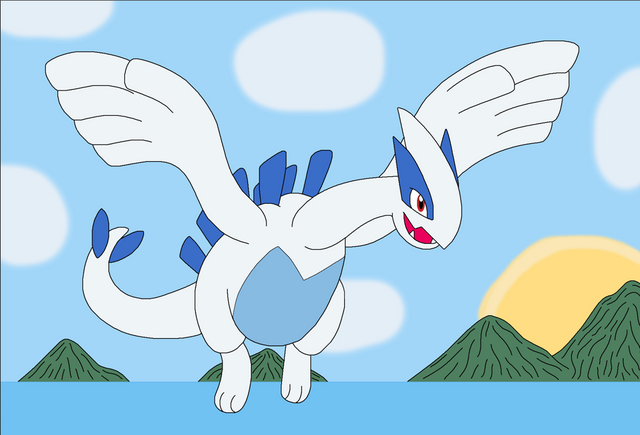 File:Lugia the beast of the sea Pokemon.png
