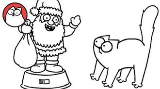 Christmas Presence (Part 1 & 2!) - Simon's Cat - SHORTS