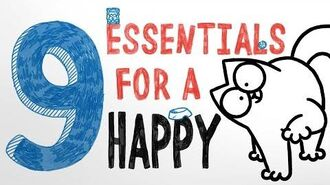 9 Essentials for a Happy Cat! - Simon's Cat - COLLECTION