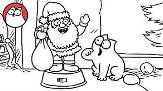 Christmas Presence (Part 1) - Simon's Cat - SHORTS -34