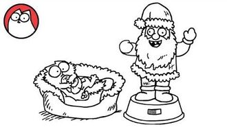 Christmas Presence (Part 2) - Simon's Cat - SHORTS -35