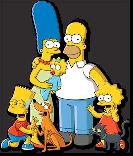 Simpsonų Simpsonų ŠeimosVaizdas
