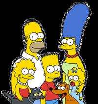 Sipmpsonien perhe