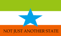 Pohjois-Takoman lippu