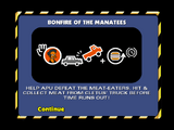 Bonfire of the Manatees