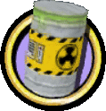 Nuclear Waste - Icon