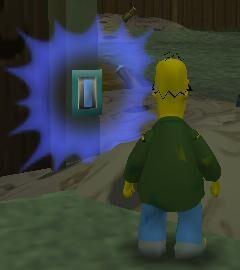 Gags The Simpson Run Fandom