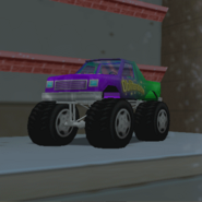 Obliteration Big Wheel Truck - Stoned