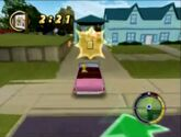 Simpsons hit and run Petty Theft Homer