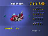 Hover Bike - Phone Booth