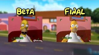 The Simpsons Hit & Run - Game Introduction Comparison
