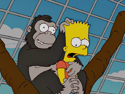 Bart Has Two Mommies