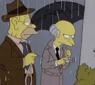 Burns i Abe