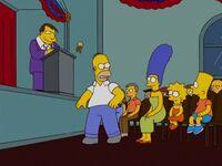 Homer na zebraniu miejskim