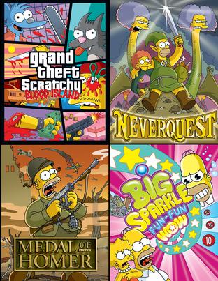Simpsonsgame