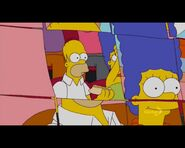 The Spy Who Learned Me Couch Gag - 5