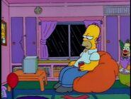 Homer in the Rumpus Room