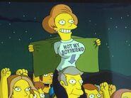 Miss Krabappel ''NOT MY BOYFRIEND''