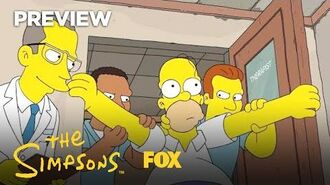 Preview Look Who's Headed To Therapy Season 30 Ep. 11 THE SIMPSONS