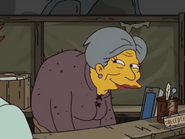 Receptionist (Treehouse of Horror XXI)