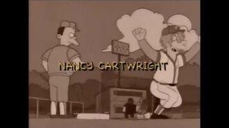 The Simpsons - Talkin' Softball