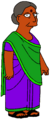 Apu's mother