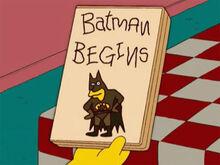 Batman dvd pirata bart
