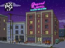 Hotel regent moe