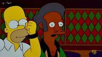 I Simpson Apu Nahasapeemapetilon - Hot Blooded (Sub Ita)