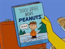 Livro peanuts charlie brown