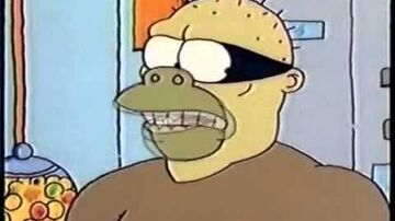 S03E07 Bart The Hero