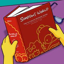 Simpsons world guide 1-20 desenho
