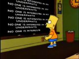 So It's Come to This: A Simpsons Clip Show/Gags