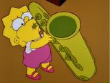 Le Saxe de Lisa
