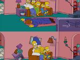 Prisoner Family couch gag
