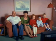 Real Life Couch Gag