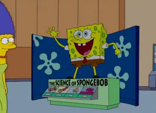 Spongebob squarepants simpsons wiki fandom powered by wikia spongebob museum voltagebd