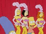 Bart trabalha à noite