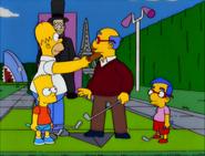 E-I-E-I-(AnnoyedGrunt) HomerGloveSlapsKirk