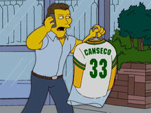 Jose canseco 18x16