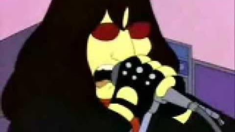 Ramones - Happy Birthday (Simpsons)
