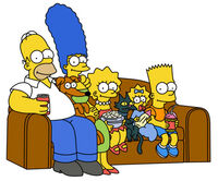 Simpsons couch-1-