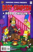 Bart Simpson-Hobo Chillin'
